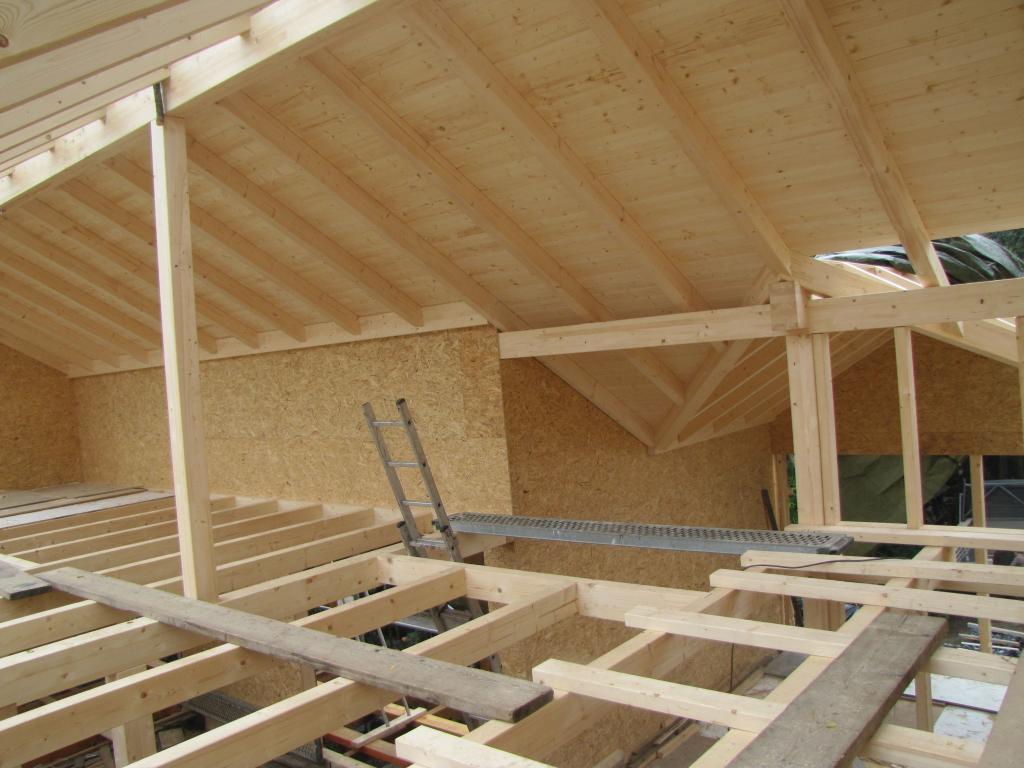 Holzbau Uwe Creutz :: Projektdetails :: HausNadine